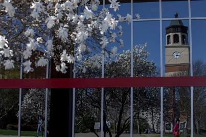 Spring semester scenes at WKU
