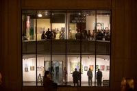 Opening reception for the US Bank Celebration of the Arts was held March 2 at the Kentucky Museum.