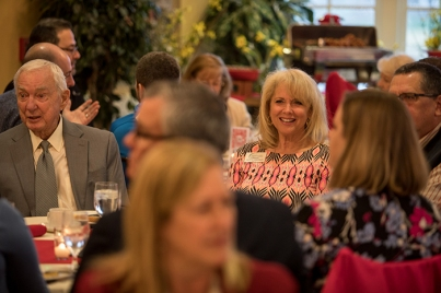 WKU Learn and Earn Big Red Breakfast was held March 28 at the Club at Olde Stone.