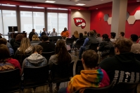 WKU TRIO Programs hosted a college day event for high school juniors and seniors on April 10.