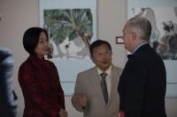 Confucius Institute board meeting was held April 17.
