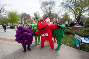 WKU's Earth Day Festival was held April 19.