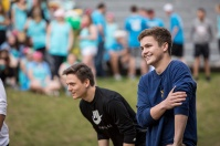 Greek Week activities included Events Day on April 26.