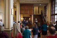 WKU Alumni Association hosted the iamWKU reception on April 26.