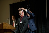 The Graduate School hosted its graduate awards ceremony on May 10.
