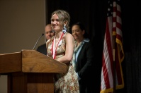 John D. Minton Award recipient: Nicole Musgrave of Columbus, Ohio